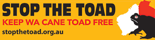 Stop the Toad Foundation